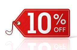 Additional 10% Off with Discount Code