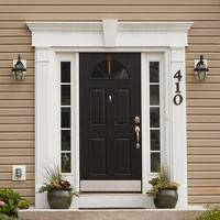 Orac decor decorative architectural products - Decorative exterior door pediments ...