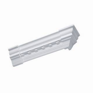 Concord Dentil Crown Outside Corner Moulding Mates Block - 22302