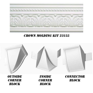 Corinthian Crown DIY Home Kit - 23155-Kit