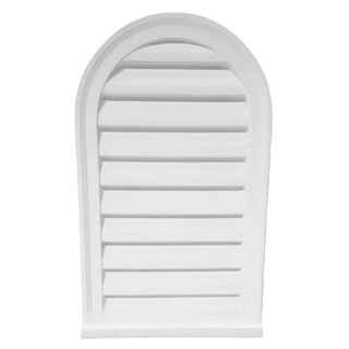 Decorative Cathedral Louver - 66CT-2232