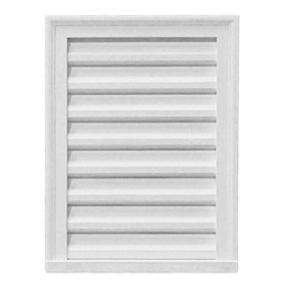 Decorative Rectangular Louver - 66RT-1824