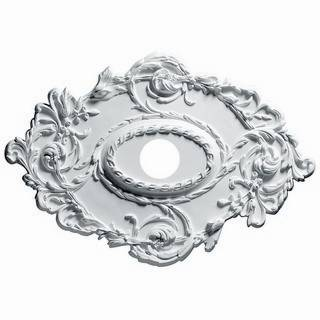 30 in. British Victorian Medallion - 81030