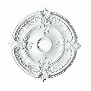 31 in. Acanthus Medallion - 81031