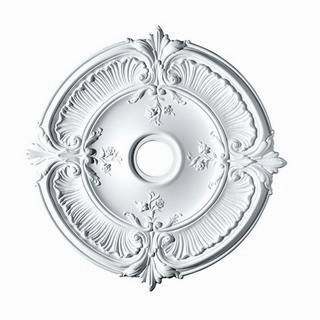 41 in. Acanthus Medallion - 81041
