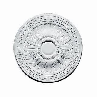20 in. Grecian Flower Medallion - 85021