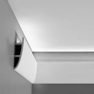 Luxxus Ulf Moritz Flexible Crown Molding C374F - Antonio - C374F