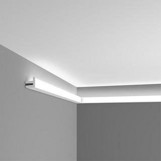 Luus Crown Molding C380 L3 Linear Led Lighting