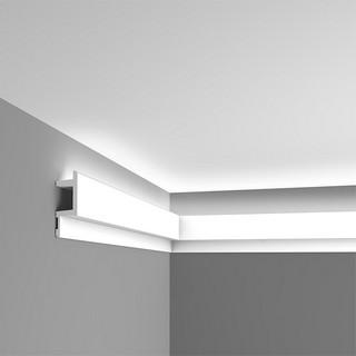 Luus Crown Molding C383 L3 Linear Led Lighting