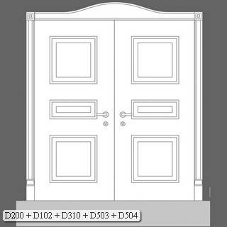 Luxxus Decorative Accent D200 - D200