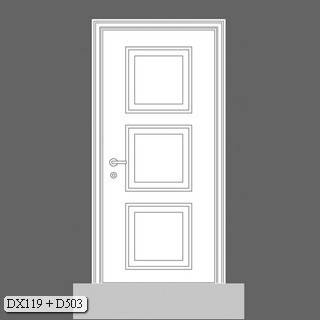 Luxxus Multifunctional Moulding Trim DX119-2300 - DX119-2300