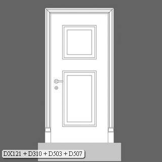 Luxxus Multifunctional Moulding Trim DX121-2430 - DX121-2430
