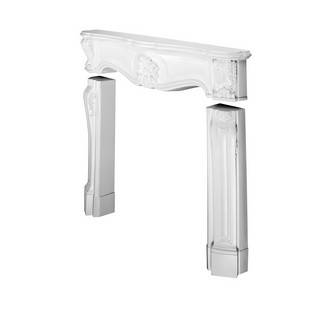 Luxxus Decorative Mantel H100 - H100