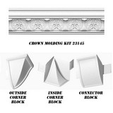 23145-Kit - Athenian Leaves Crown DIY Home Kit