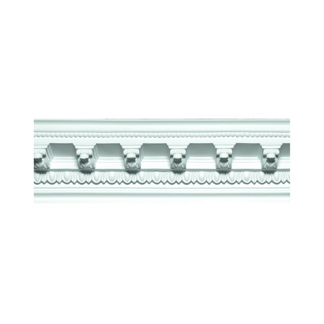 Focal point crown molding richmond composite crown 17050 for Fiberglass crown molding