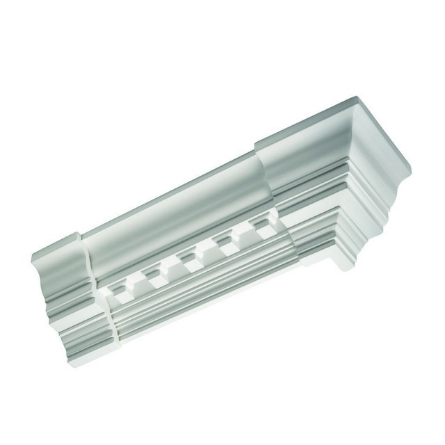 Focal Point Moulding Accessory: Concord Dentil Crown