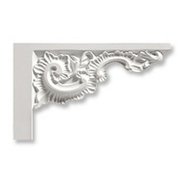 Rococo Stair Bracket   Right   99024