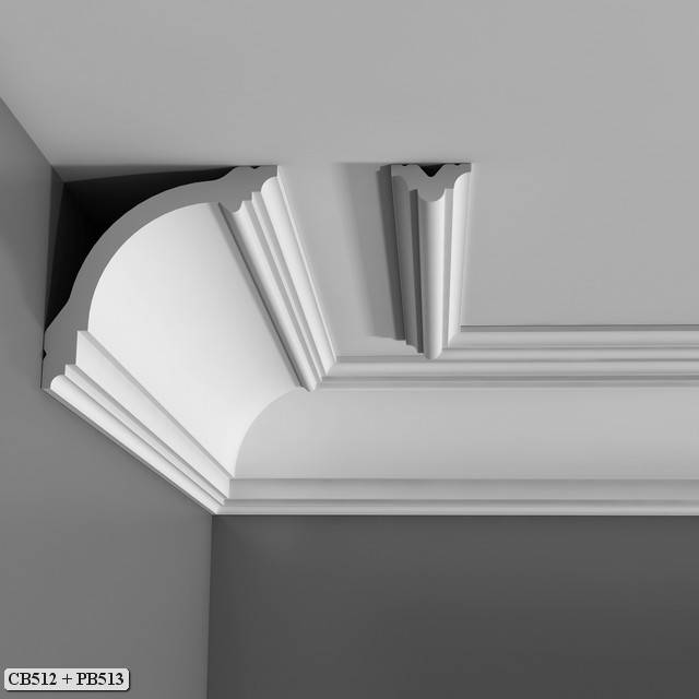 Orac decor 39 s basixx panel molding pb513 pb513 panel moulding for sale - Moulure decorative polystyrene ...