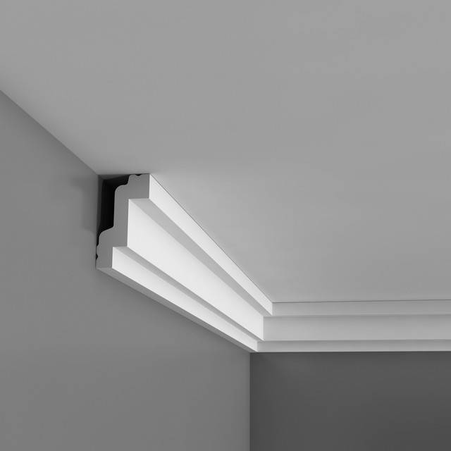 Crown molding for contemporary joy studio design gallery - Contemporary trim moulding ...