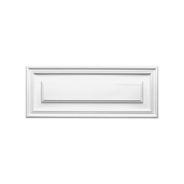Staggering Raised Panel Molding Raised Panel Cap Molding: Orac Decor Raised Panel: Luxxus Raised Panel D504 (D504