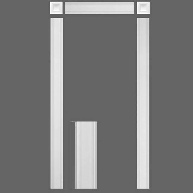 Beau Luxxus Pilaster Door Frame Kit KX001   KX001
