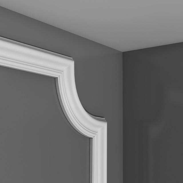 Orac Decor S Luxxus Panel Molding Corner P801c P801c