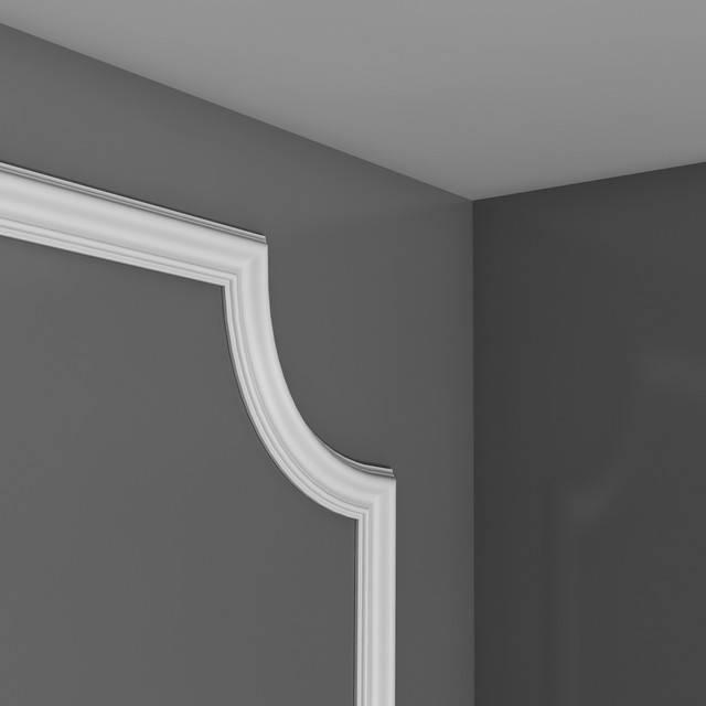 Orac Decor Panel Moulding Corner Luxxus Panel Molding