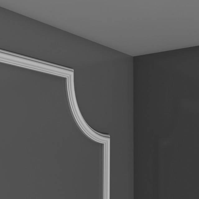 Orac Decor S Axxent Panel Molding Corner Px103a Px103a